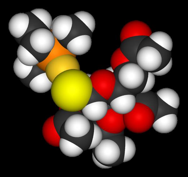 Auranofin-3D-vdW